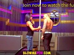 Blow Me POV - stripparit eivät Suck Dicks kuten Hyödyt