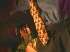 Texas Presley hot dominatrix scene