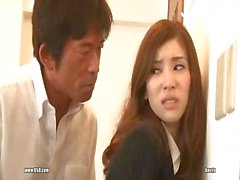 Japanese Babe Is Forced To Fuck