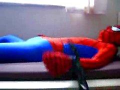 Venganza Veneno contra del hombre araña