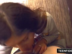 TEENFIDELITY Katya Rodriguez Deep Creampie