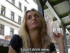 Lucka girl from Czech streets