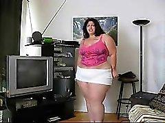 Grande Layla della ragazza Kristie da 1fuckdatecom