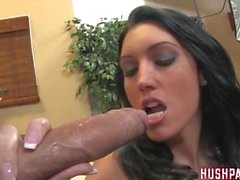 Dylan Ryder fucks the White Python cock
