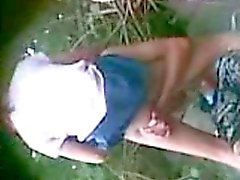 Assamese couple sucking n fucking outdoor nice video