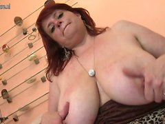 Big titted mature mommy needs a go Laverne from 1fuckdatecom