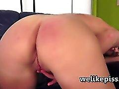 Denise sky squirting masturbation
