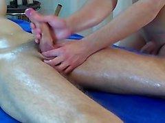Duyusal Lingam Massage 4 Yarı 2