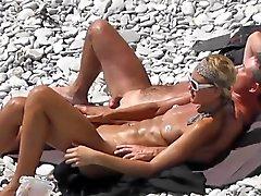 пляж секс Вуайеристы четыре DR3