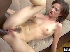 Petra Davis loves an anal cream pie