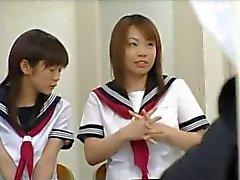 Professor japonês Apresenta Sex Ed - Lição 1