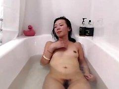 Public mjukporr koreanska oral cam