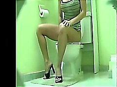 A 3 Pee Toilette