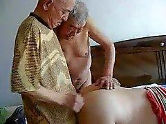 2 abuelos el abuelo carajo