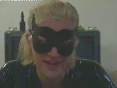 Reizvolle Catwoman In nimmt einen harten Schwanz