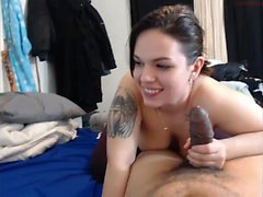 Eva Angelina Conviction Bites Teens Interracial