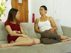 Tesão Lésbicas Dana Vespoli E Shyla Jennings