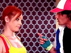 Misty and Pikachu take on Ash's Pokeballs - Pokemon Parody