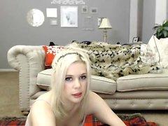 Double Teen Webcam Striptease