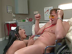 Rebeca linares enfermeira