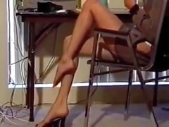Old School Shoeplay Secretary Sadie