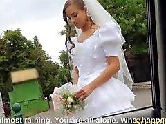 Estoy deseando Bride de obtener jodida fuerza