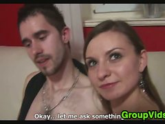 European Amateur Swingers Meet Up To Fuck