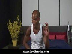 Гей хардкор Gloryhole секс порнуха и противным гей Handjobs 02