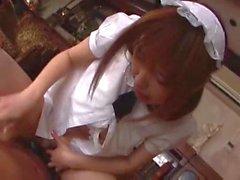 Japanese Pretty Maid