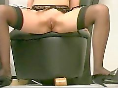 mature in pantyhose