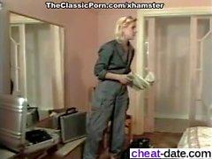 Kelly Nichols Tigr Justin Simon in vintage sex