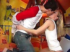 Big tit blonde pornstar pov blowjob Skinny Cindy pulverized