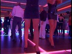 sexy dancing legs
