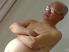 Japanese old man 30