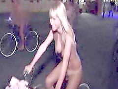 Sara Jean Underwood - Nu Bike Ride