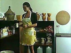 Andrea Molnar keittiö quickie