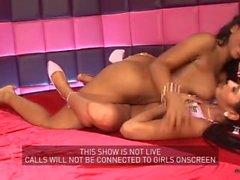 Lacey Lorenzo & Nicole Knight - British Lesbians