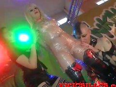 Nora Barcelona Senhora Minerva RatPenat BDSM