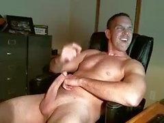bisexuell pappa sträcker sin kuk