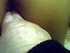 Fingerspiel den auf Arsch Möse des Jyosoukofujiko