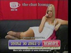 Samantha Alexandria - Chat Lounge - No underwear (4/4)