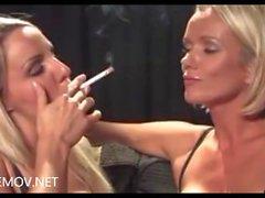 Данни Харвуд рассказывают Люси Зара к сигаретам