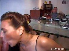 Nasty German Secretaries Doing Their Dutie