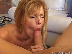 Darryl Hannah the wicked mother I'd like to fuck hottie gives great oral-job