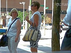 Candid Public Skirt Whooty -= JRay513 =-