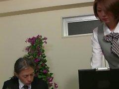 OL no Ketsu ni Umoretai Kohen - Scene 2