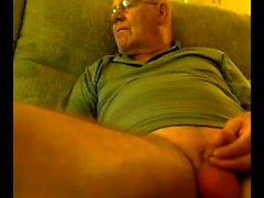 temps grand-papa sur webcam