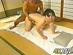Vintage японского ебля