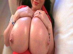 Rebecca Adamle Monster Tits
