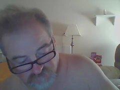 Spectacle de Webcam de Huggybear